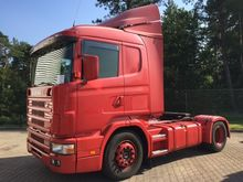 Used 2003 SCANIA R11