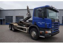 Scania 124-360 6x2 manual 1997