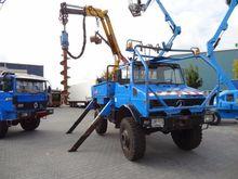 Used Unimog 1700L in
