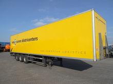 Groenewegen Box, full chassis,