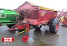 Used Bredal B6 in Gy