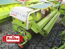 Used CLAAS PU300 HDL