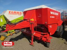 Used Welger D 6050 P