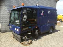 Veegmachine veegzuigmachine HOF