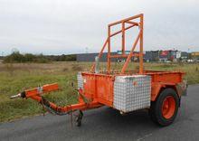 Paillard Remorque BENNE 3000 kg