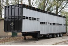 Kwb 2 STOCK CATTLE/COW CARRIER!