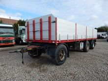 LeciTrailer 24 ton 3 axle