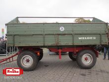 Used Welger DK 115 i