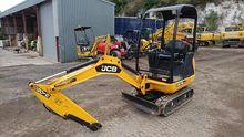 Used JCB 8018 CTS in