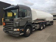 Used Scania 124 420
