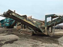 Used Powerscreen in
