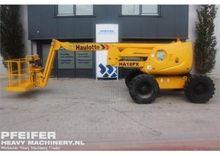 Haulotte HA18PXNT Diesel, 4x4x4