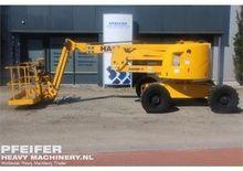Haulotte HA16SPX Diesel, 4x4 Dr