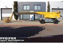Haulotte H43TPX Diesel, 4x4x4,
