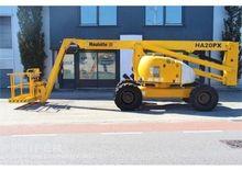 Haulotte HA20PX Diesel, 4x4x4 D