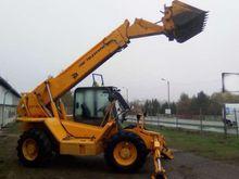 Used Jcb 537/130 in