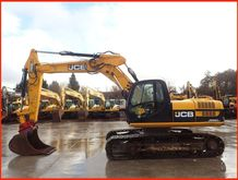 Used JCB JS 220 LC T