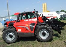 Used Manitou MLT 634