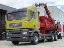 MAN H25  mobile Schrottpresse C