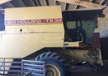 Used Holland TX34 SL