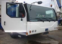 Used Liebherr LTM 11