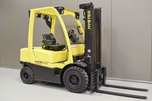 Used HYSTER H 2.5 FT