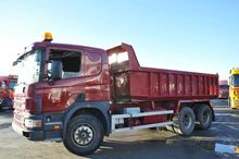 Used Scania 114 6X2