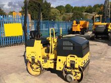 Used Bomag BW80ADH-2