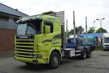 Scania 144G-460 6x4 / Schemel R