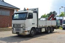 Volvo FH16 470 6X2 HMF 1320