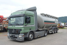 Mercedes-Benz 1841 4X2 Retarder