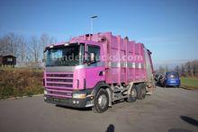 Scania R124 LB 6x2*4 NB