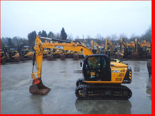 Used JCB JS 145 LC T