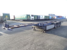Used Pacton 45FT HC,
