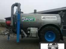 Used Duport 12m3 in
