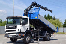Used Scania 94 260 K