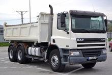 Used 2004 DAF CF 75