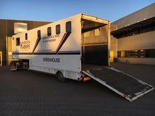 HMF Motor-Heste transporter med