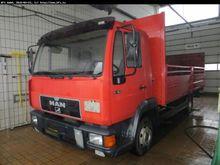 Used 1998 MAN L 2000