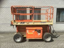 Hoogwerker JLG 260 MRT 4x4 kubo
