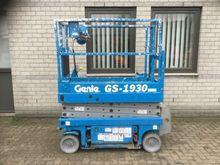 Hoogwerker schaarlift GENIE GS1