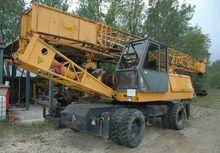 Used Sennebogen S102