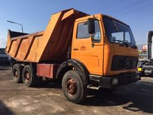 Mercedes Benz 2626 (6x4) manual