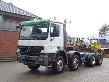 Mercedes-Benz 3236 8x4 Klima -
