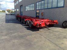 Used COMETTO 8-axle