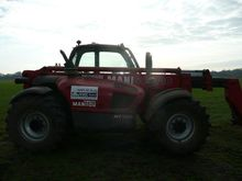 Used Manitou MT 1030