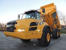 Used VOLVO A40F in L