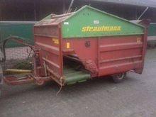 Used Strautmann BVW