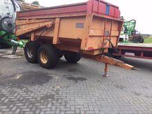 Used Vaia 8.000 kg t