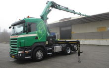 Used Scania 380 A 6X